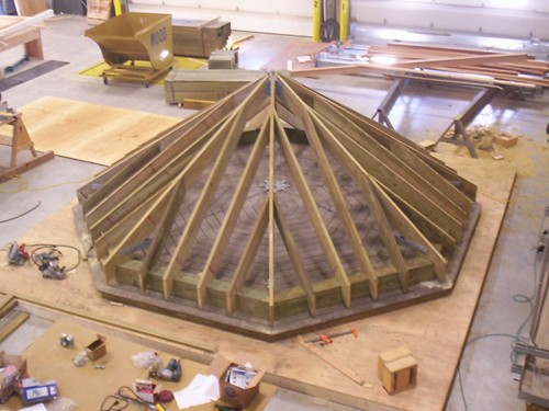 Gazebo Fabrication