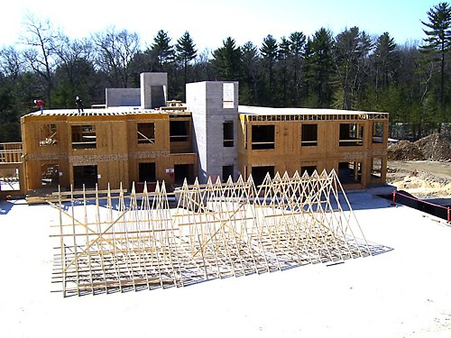 Wood Trusses and Wall Panels Dedham, MA